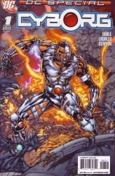 Download DC Special - Cyborg (1-6 series) Complete