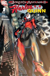 Download Joker's Asylum II - Harley Quinn #01
