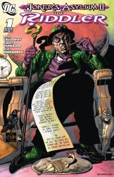 Download Joker's Asylum II - The Riddler #01