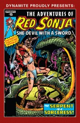 Download The Adventures of Red Sonja #15-22