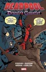 Download Deadpool - Dracula's Gauntlet