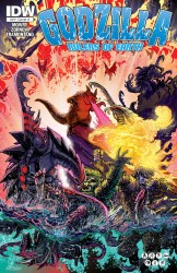 Download Godzilla Rulers Of Earth #21