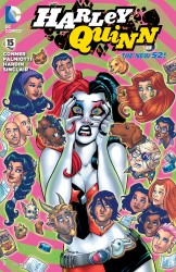 Download Harley Quinn #15