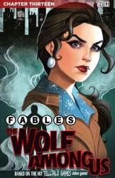 Download Fables - The Wolf Among Us #13