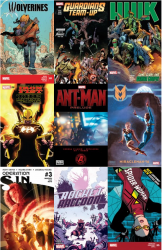 Download Collection Marvel (04.03.2015, week 09)
