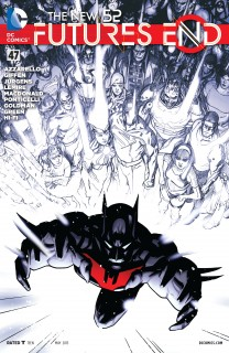 Download The New 52 - Futures End #47