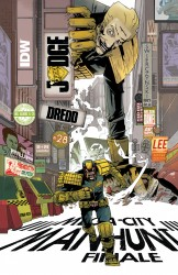 Download Judge Dredd #28