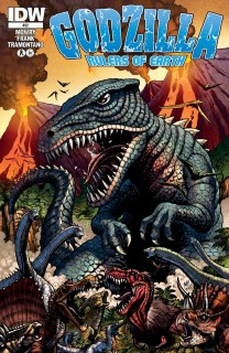 Download Godzilla Rulers Of Earth #22