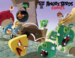 Download Angry Birds Comics #09