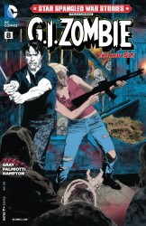 Download Star Spangled War Stories - G.I.Zombie #8