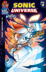 Download Sonic Universe #74