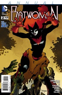 Download Batwoman Annual #2