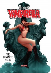 Download The Art of Vampirella - The Dynamite Years