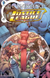 Download Convergence Justice League #1