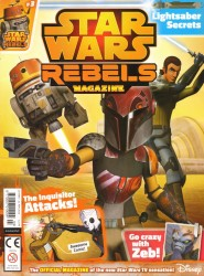 Download Star Wars Rebels Magazine UK #03