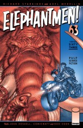 Download Elephantmen #63