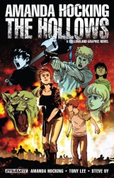 Download Amanda Hocking's The Hollows - A Hollowland Graphic Novel