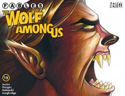 Download Fables - The Wolf Among Us #19