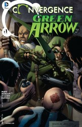Download Convergence - Green Arrow #1