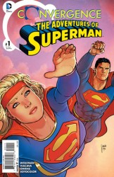 Download Convergence – Adventures Of Superman #1