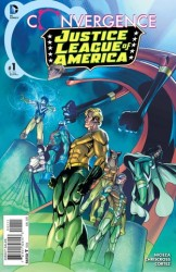 Download Convergence – Justice League Of America #1