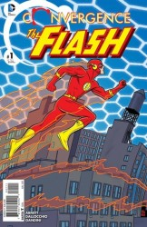 Download Convergence - The Flash #1