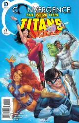Download Convergence - New Teen Titans #1