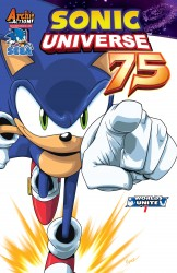 Download Sonic Universe #75
