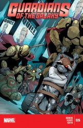 Download Guardians of the Galaxy #26
