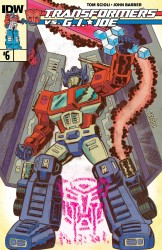 Download The Transformers vs. G.I. Joe #6