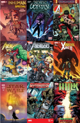 Download Collection Marvel (22.04.2015, week 16)
