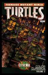 Download Teenage Mutant Ninja Turtles - Color Classics Vol.3 #03
