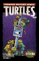 Download Teenage Mutant Ninja Turtles - Color Classics Vol.3 #04