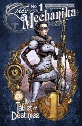 Download Lady Mechanika - The Tablet of Destinies #1