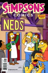 Download Simpsons Comics #220