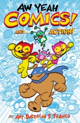Download Aw Yeah Comics! And. . . Action!