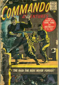 Download Commando Adventures #01-02 Complete