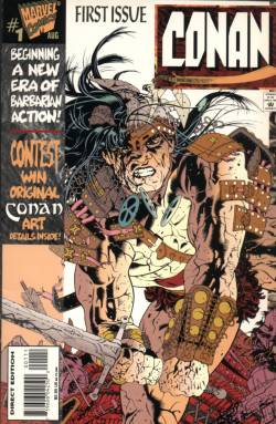Download Conan Vol.1 #01-11 Complete