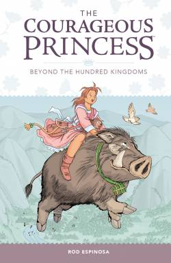Download The Courageous Princess Vol.1 - Beyond the Hundred Kingdoms