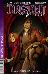 Download The Dresden Files - Down Town #04