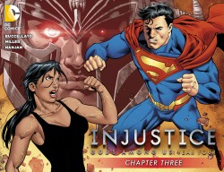 Download Injustice - Gods Among Us - Year Four #03