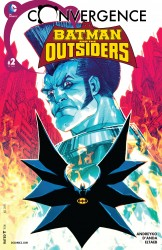 Download Convergence - Batman and the Outsiders #2