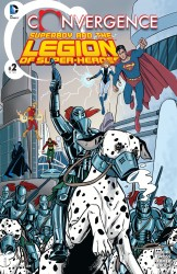 Download Convergence – Superboy and The Legion of Superheroes #2