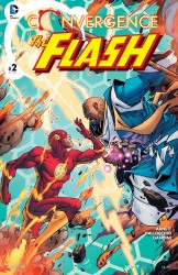 Download Convergence - The Flash #2