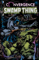 Download Convergence - Swamp Thing #2