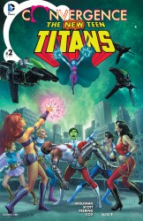 Download Convergence - The New Teen Titans #2