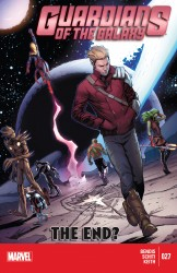 Download Guardians of the Galaxy #27