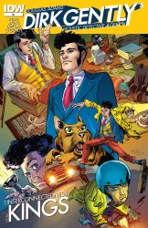 Download Dirk Gently's Holistic Detective Agency #01