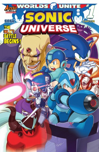 Download Sonic Universe #76