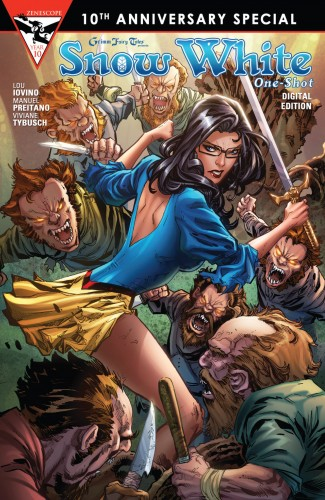 Download Grimm Fairy Tales Presents 10th Anniversary Special #01